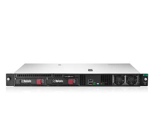 HPE ProLiant DL20 Gen10 1U机架式服务器